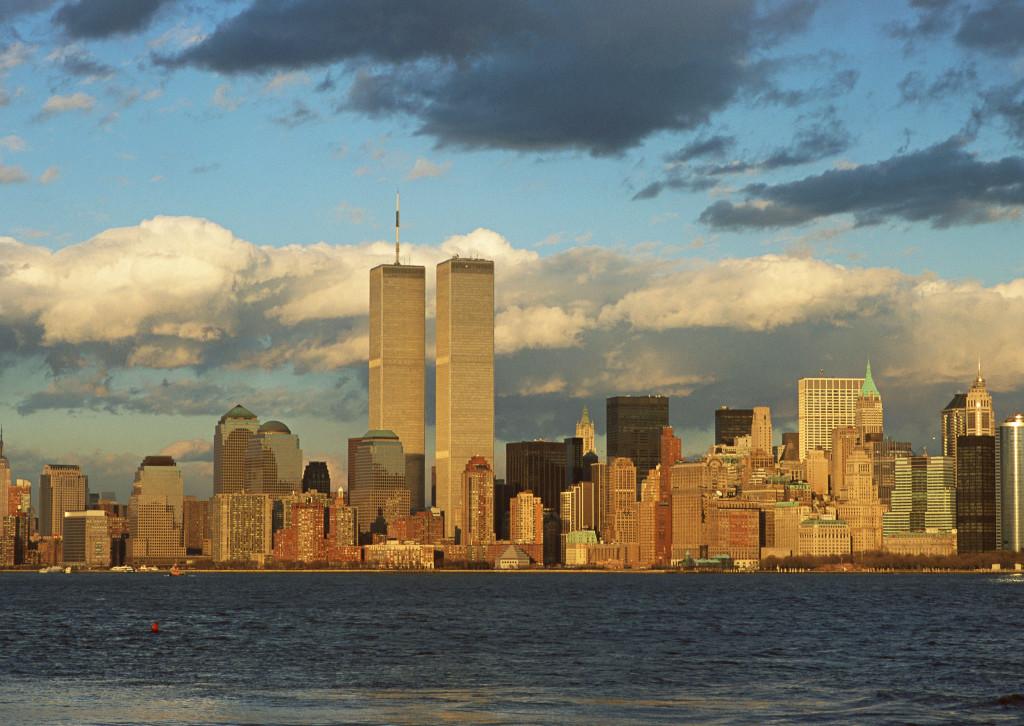 Башни-близнецы до 11 сентября 2011