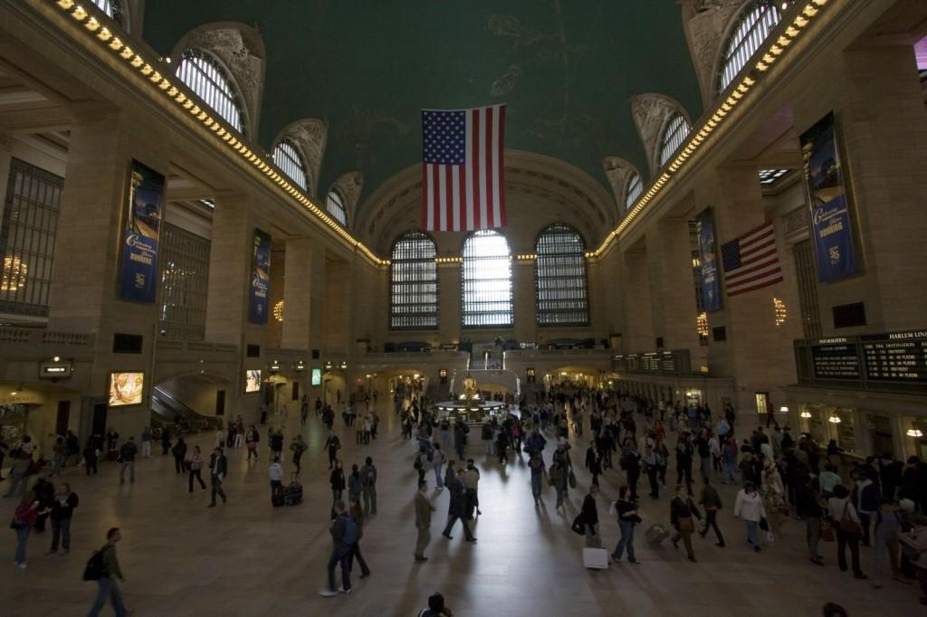 Большой центральный вокзал