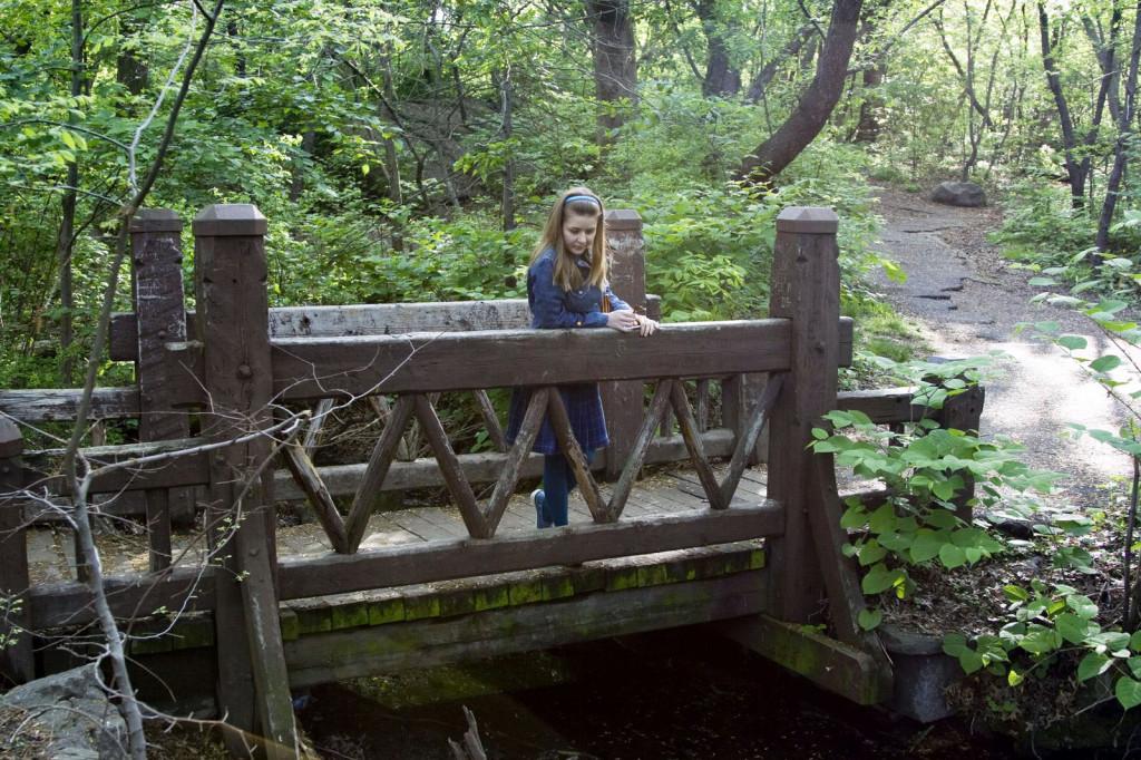 Центральный парк имеет несколько искусственных озёр, большое количество аллей, лужайки и даже уголки нетронутой дикой природы