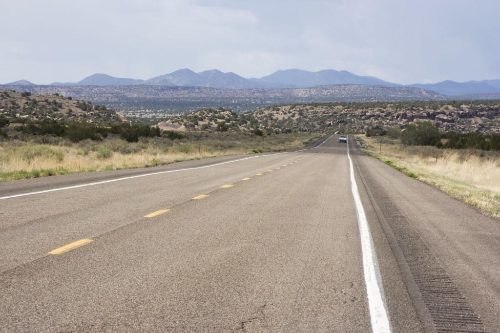 Дорога в Санта-Фе
