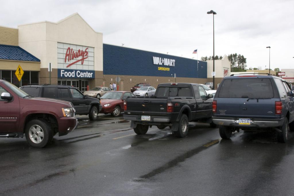 Наш первый Walmart