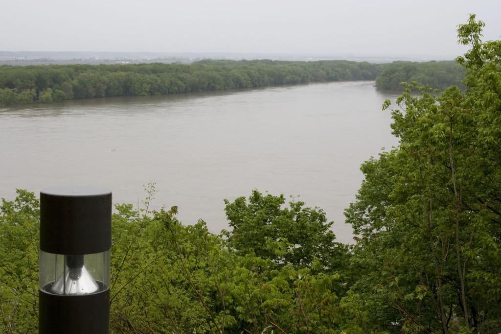 Мутные воды Миссисипи