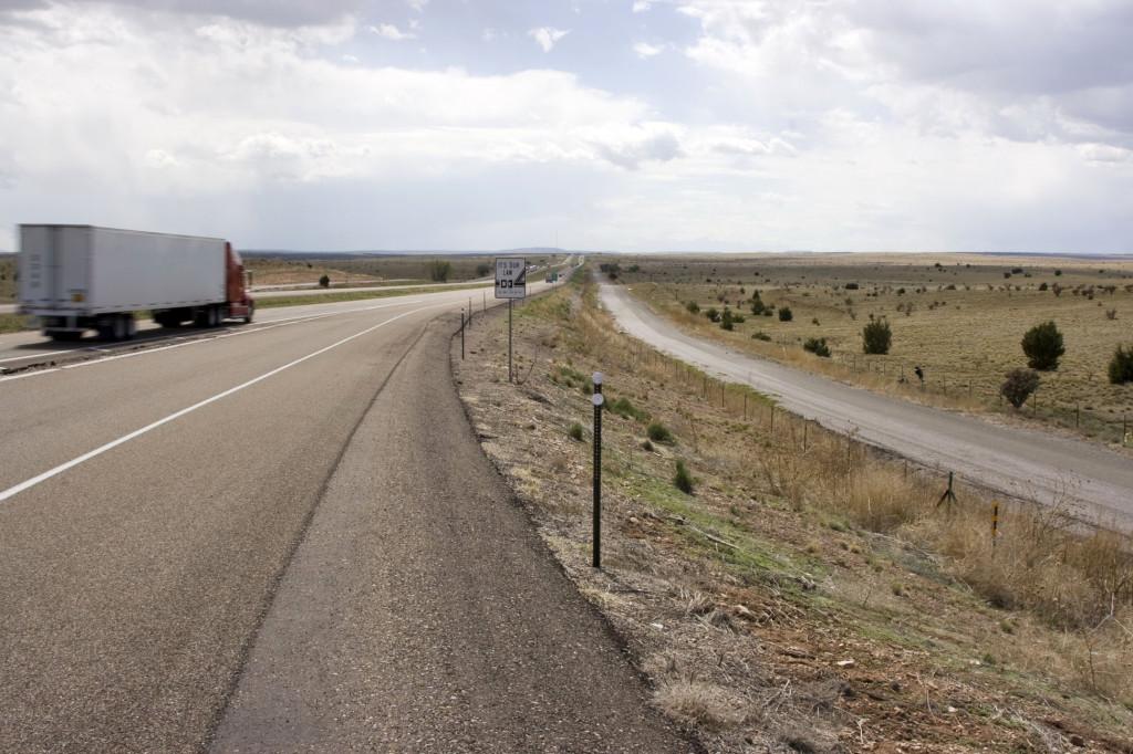 Дорога по Нью-Мексико