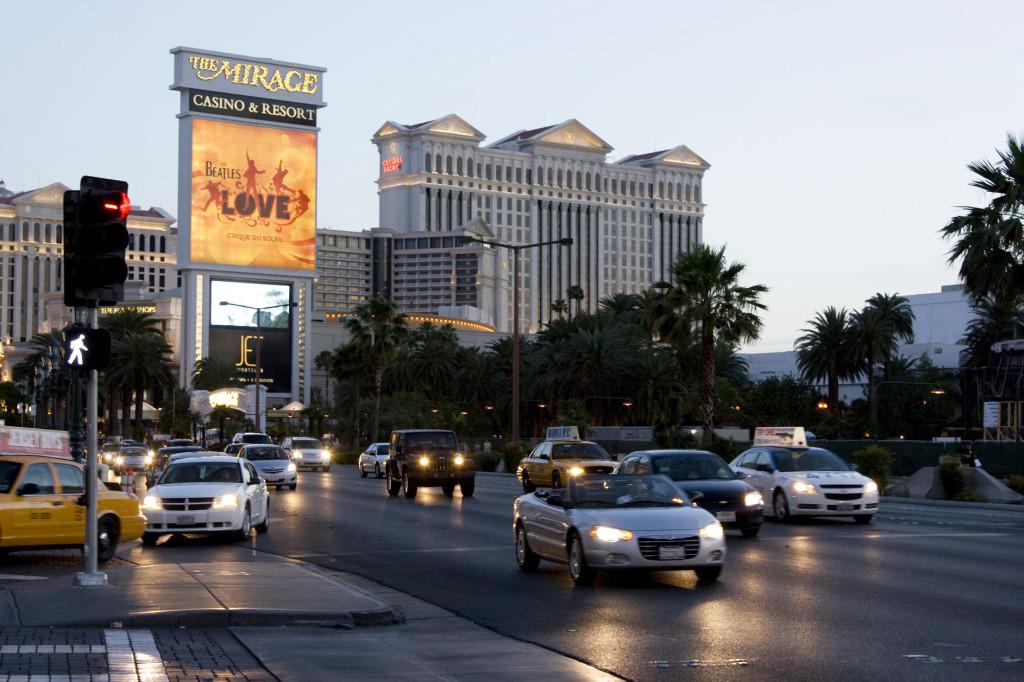 Главная улица Лас-Вегаса - Стрип