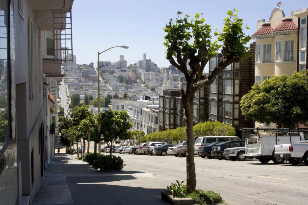 Сан-Франциско, город в стиле диско