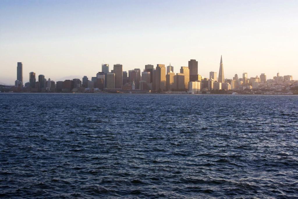 Даунтаун Сан-Франциско