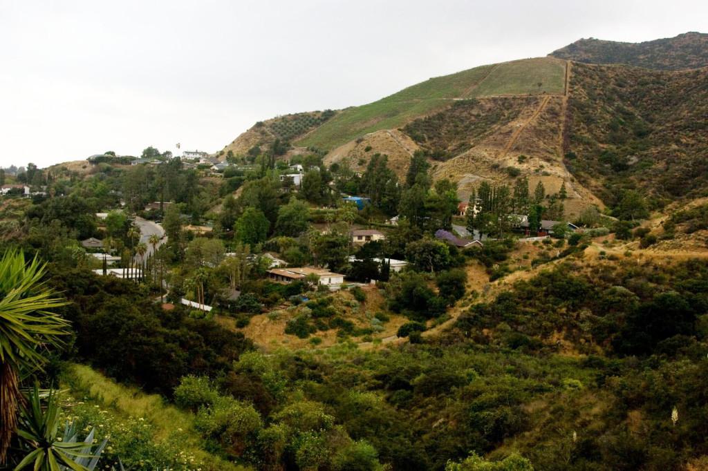 Холмы Северного Голливуда