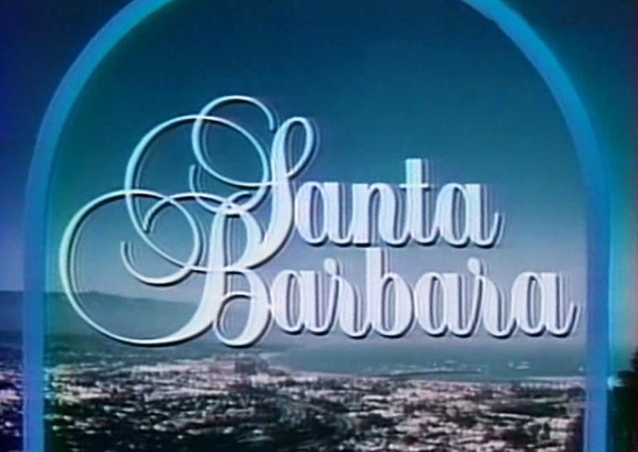 "Заставка телесерала ""Санта-Барбара"""